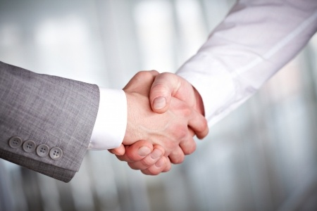 support through partnerships
