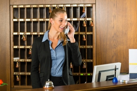 VoIP Phone System in Hotel