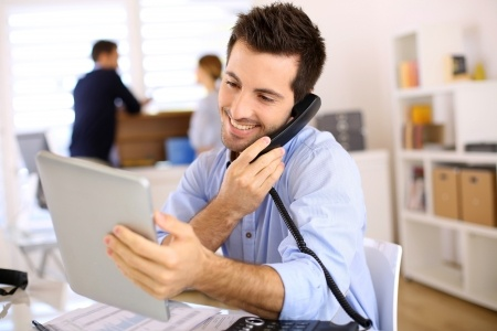 VoIP employee training
