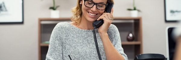 Business Phone Etiquette Tips
