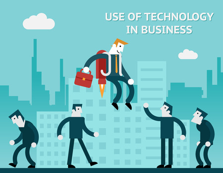 New technology helps your business grow and attract new customers in today's high paced and connected world.